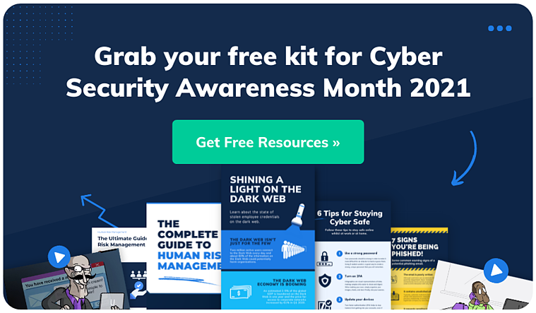 Cybersecurity Awareness Month resources for 2021
