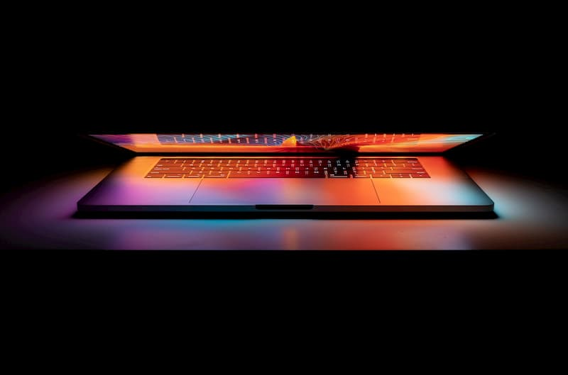Cool looking laptop